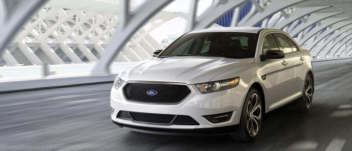 46 New 2019 Ford Taurus Usa Exterior