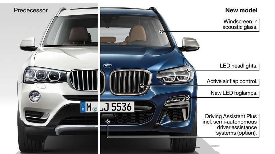 46 The 2019 Bmw X3 Diesel Spesification