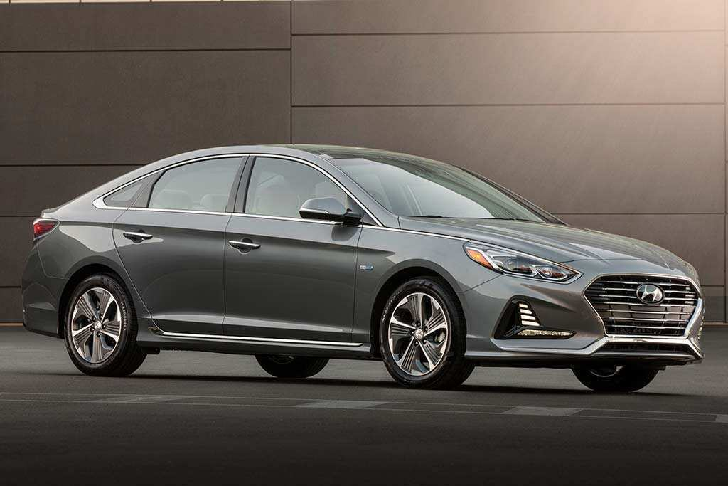 47 A 2019 Hyundai Sonata Review Interior