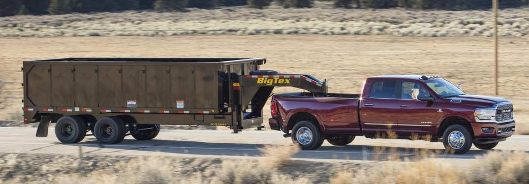 47 All New 2019 Dodge 3500 Towing Capacity Photos