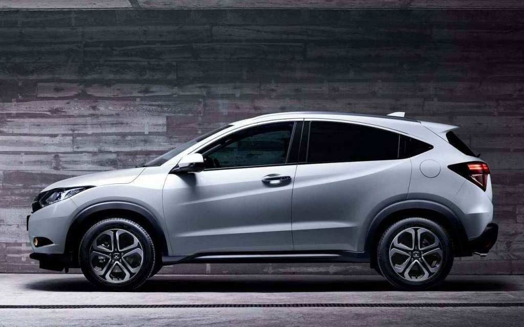 47 All New 2019 Honda Hrv Rumors Speed Test