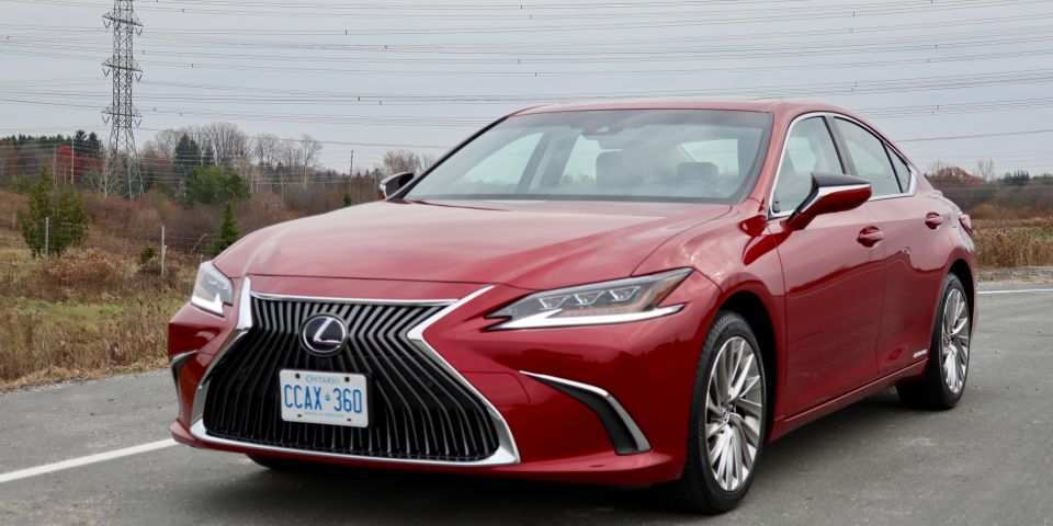 47 All New 2019 Lexus Es Review Model
