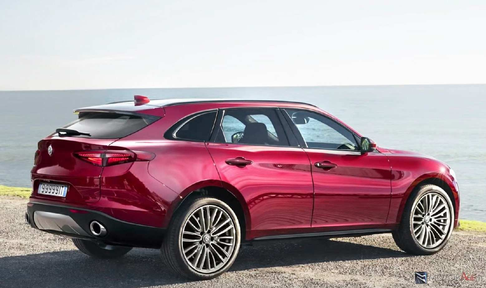47 All New 2020 Alfa Romeo Castello Wallpaper