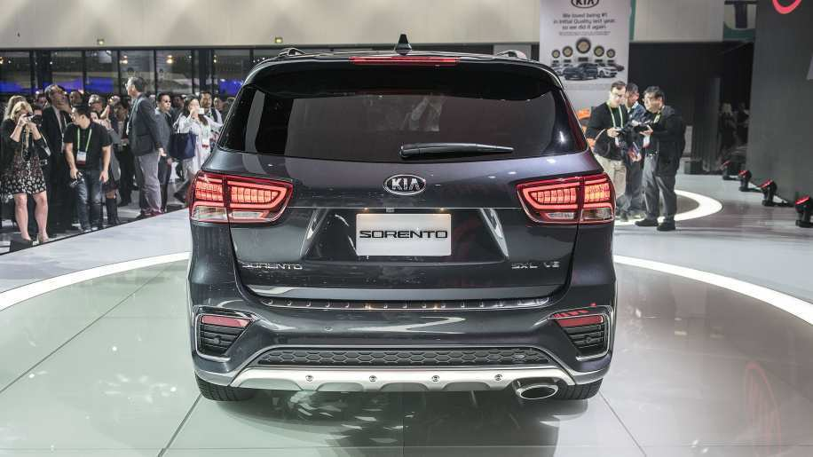47 Best 2019 Kia Sorento Release Date Specs And Review