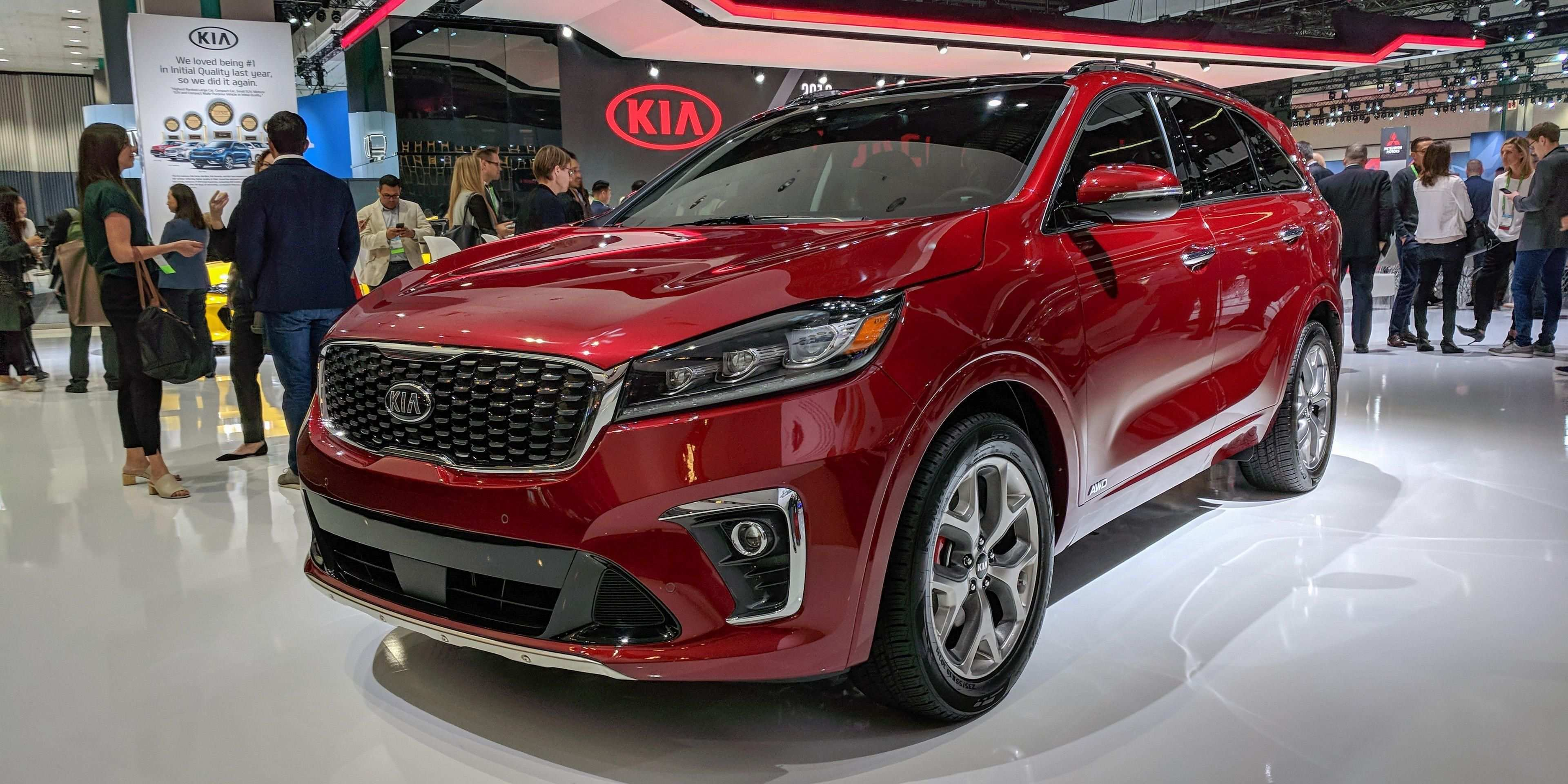 47 New 2019 Kia Sorento Release Date Price And Release Date