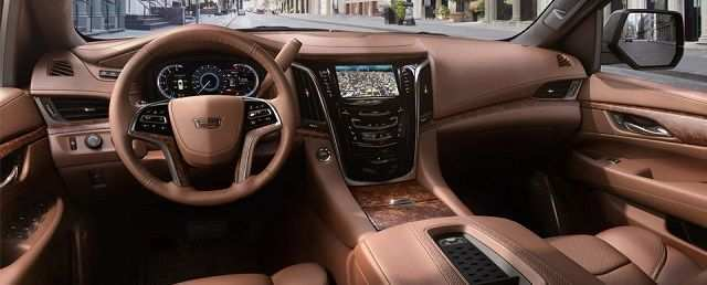 48 A 2019 Cadillac Escalade Interior Review And Release Date