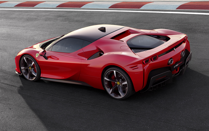 48 All New 2020 Ferrari Cars Redesign