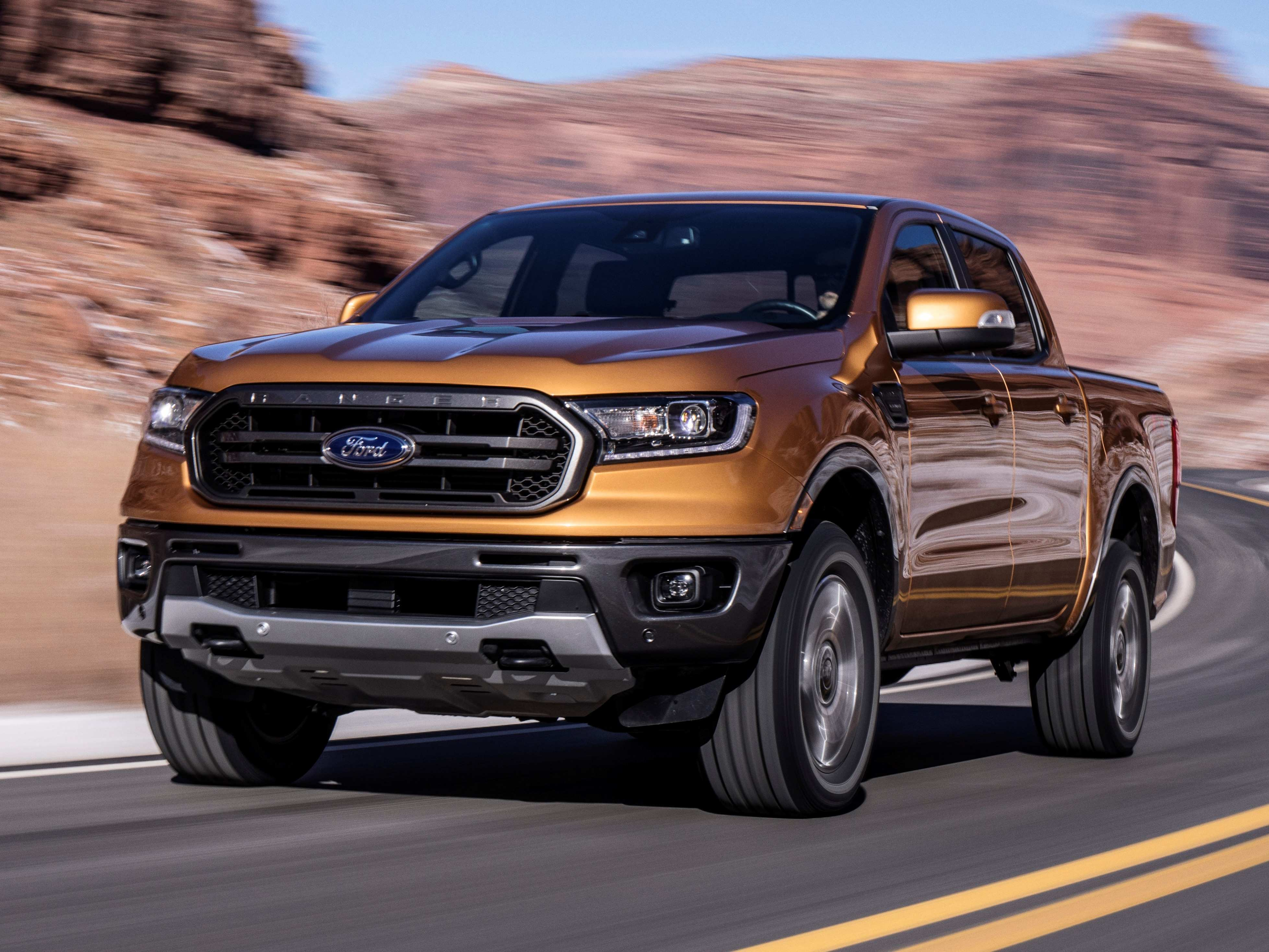 48 All New 2020 Ford Ranger Specs Photos