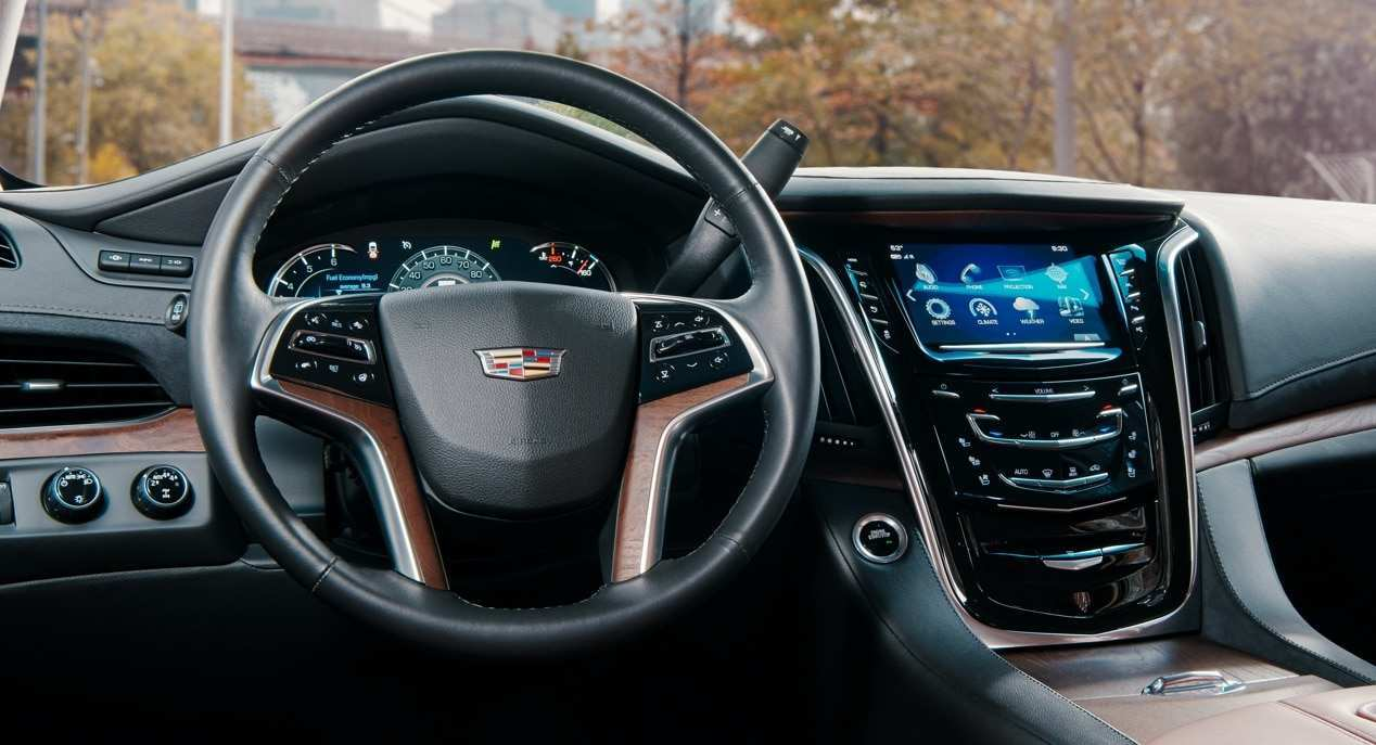 48 Best 2019 Cadillac Escalade Interior Specs