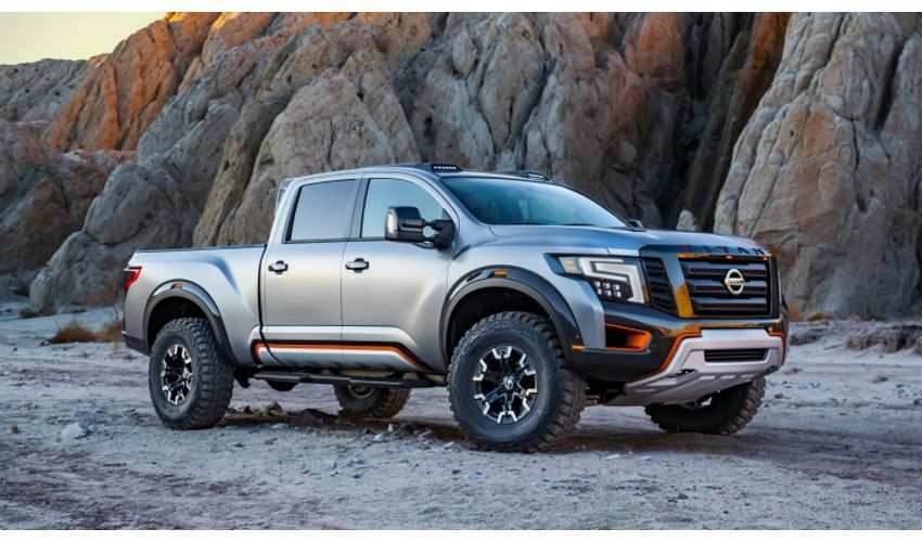 48 Best 2019 Nissan Titan Release Date Picture