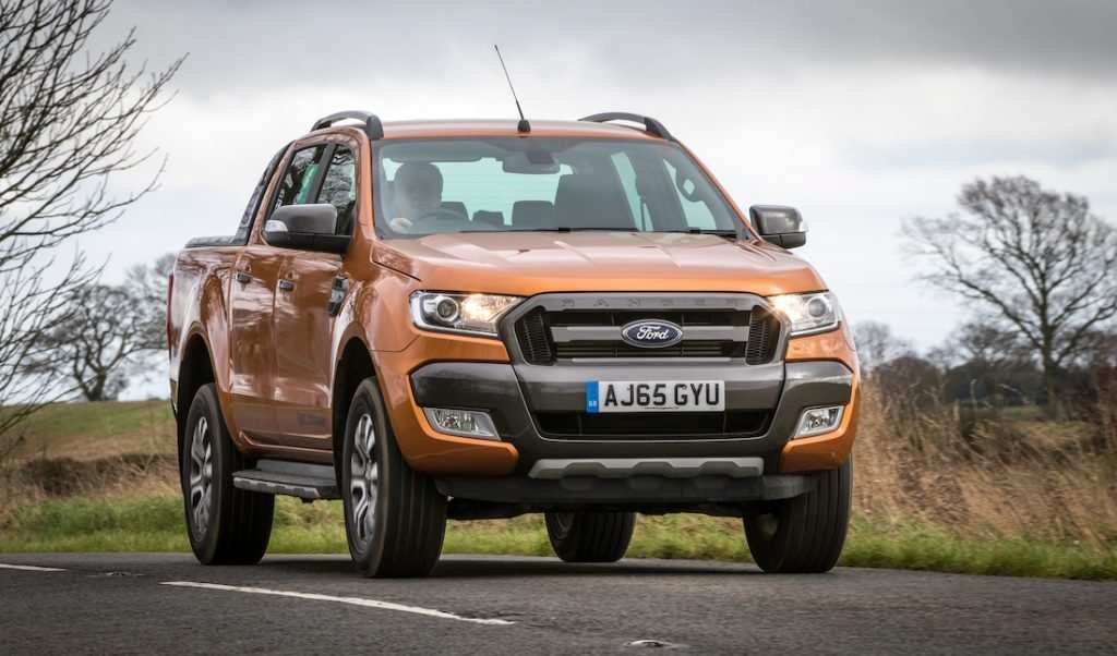 48 The 2019 Ford Ranger Usa Specs Performance And New Engine