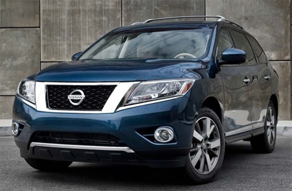48 The Best 2019 Nissan Pathfinder Release Date Pricing
