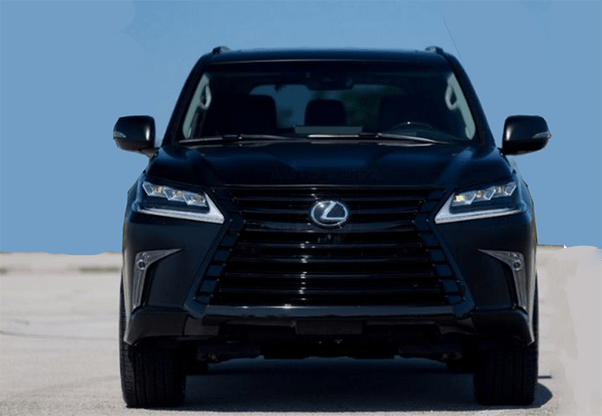 48 The Best 2020 Lexus Gx 460 Redesign Interior