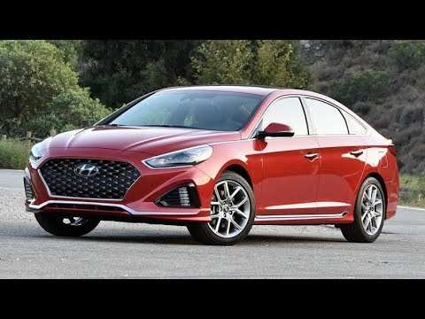 49 A 2019 Hyundai Sonata Review Pictures