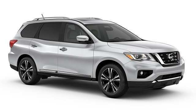 49 A 2019 Nissan Pathfinder Release Date Specs And Review