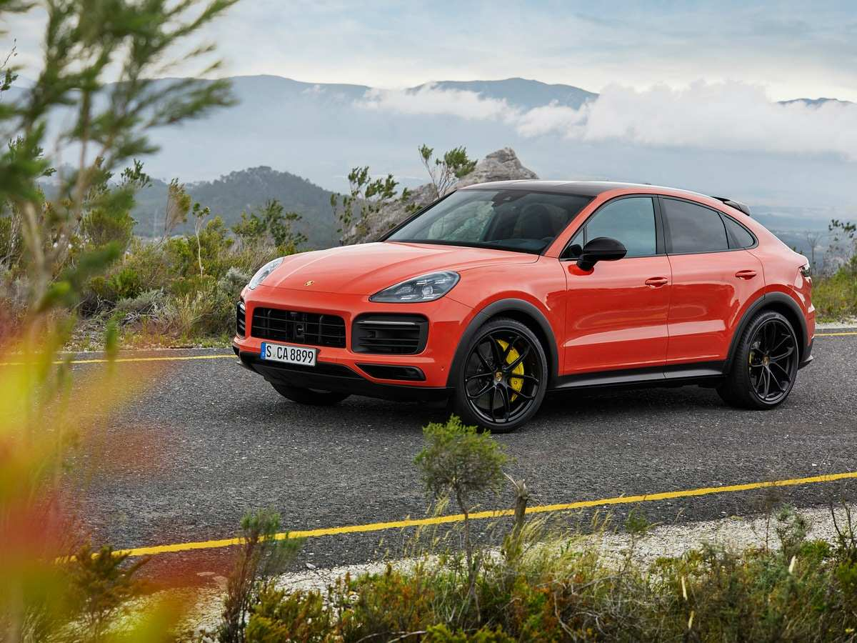 49 All New 2020 Porsche Suv Release