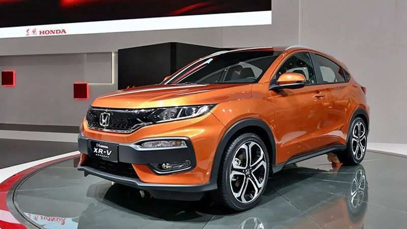 49 Best 2019 Honda Hrv Rumors Redesign and Review