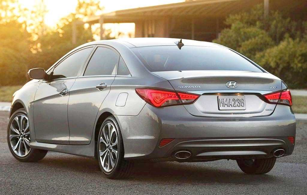 49 Best 2019 Hyundai Sonata Review Concept