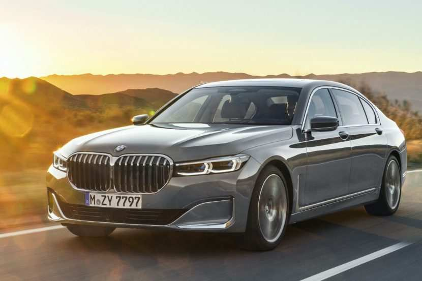 49 New 2019 Bmw 7 Series Lci Spesification