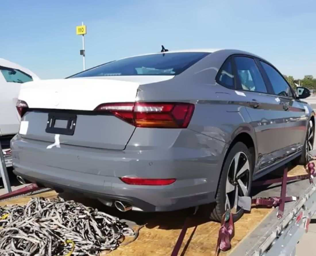 49 The 2019 Vw Jetta Spy Shots Price And Review