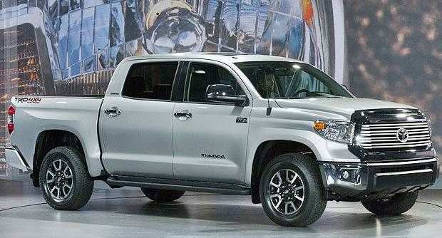 50 All New 2019 Toyota Tundra Concept Release Date And Concept