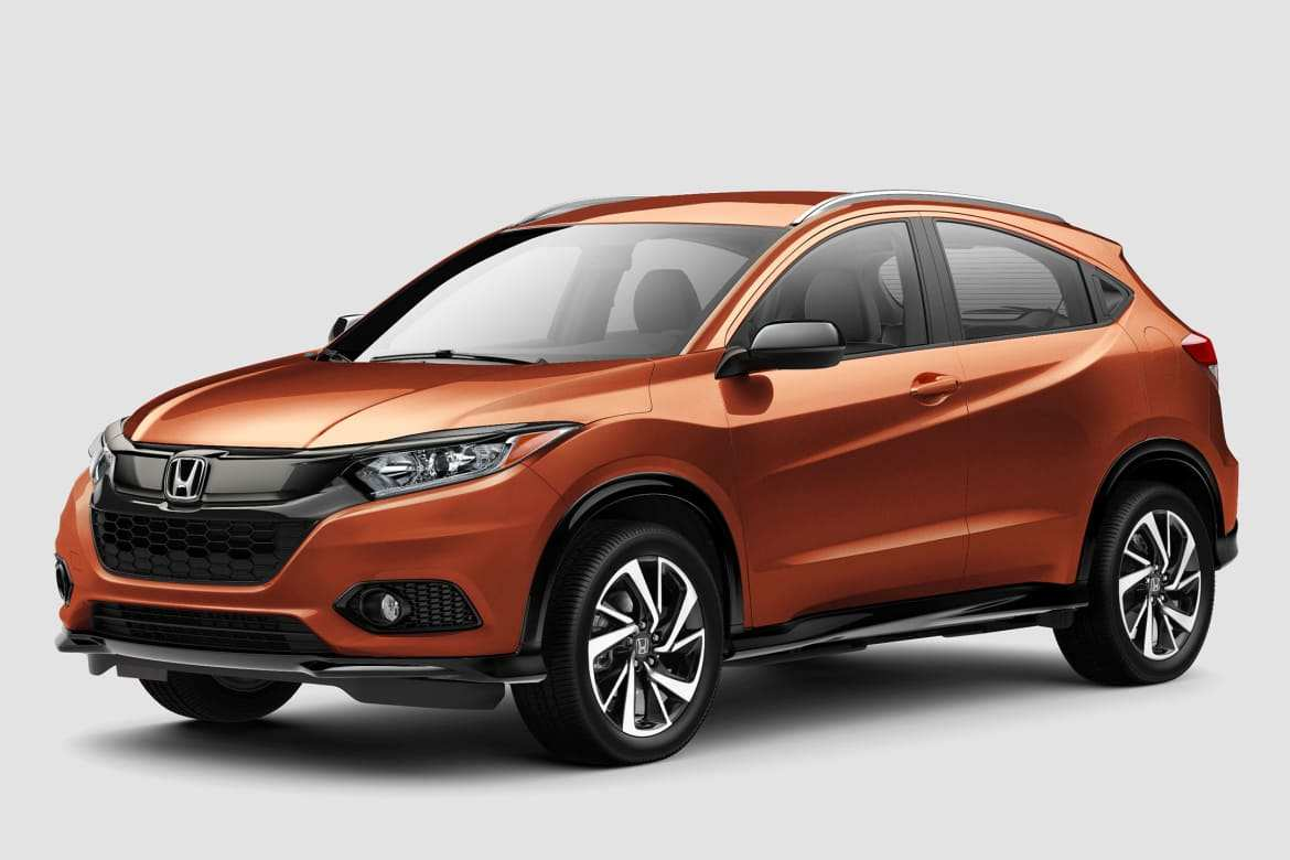 50 The 2019 Honda Hrv Rumors Specs