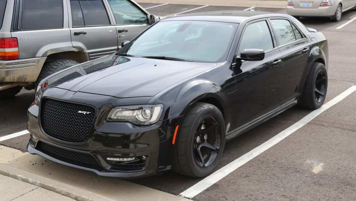 51 A 2019 Chrysler Srt Concept