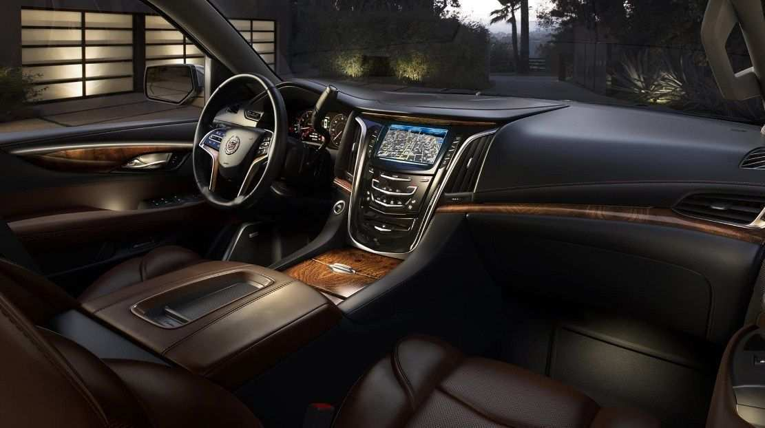 51 All New 2019 Cadillac Escalade Interior Overview