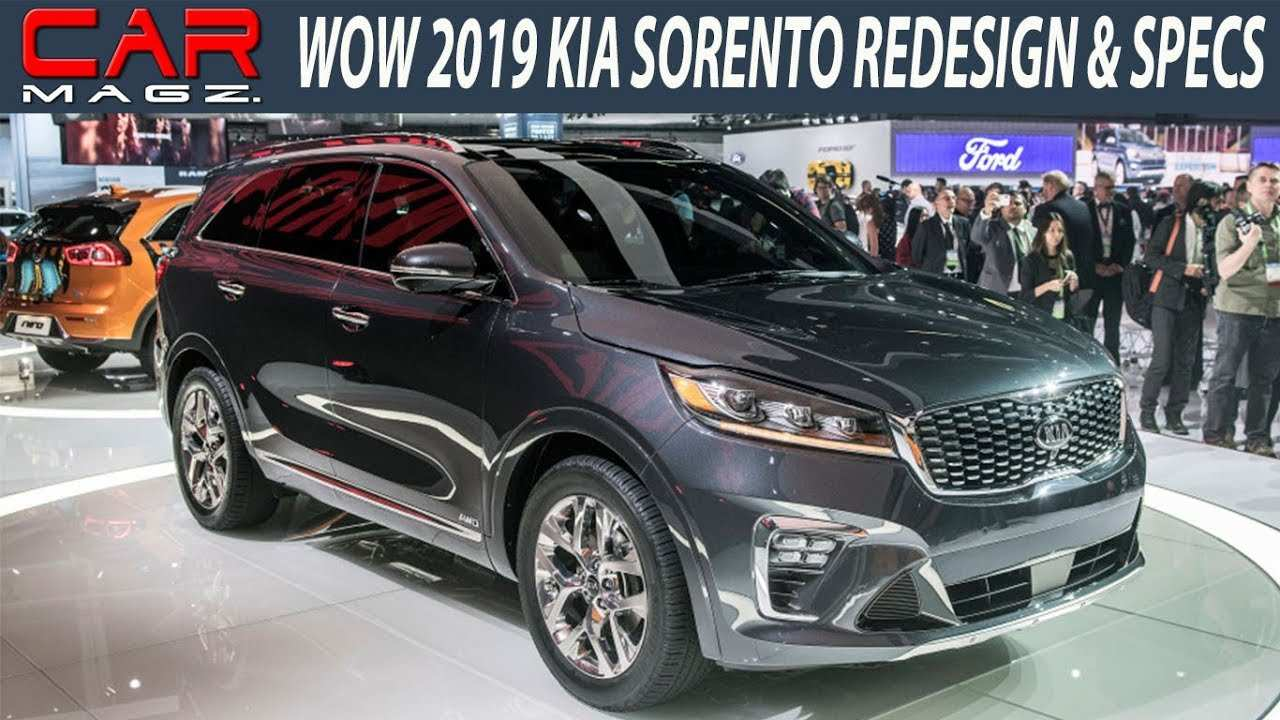 51 Best 2019 Kia Sorento Release Date Spy Shoot