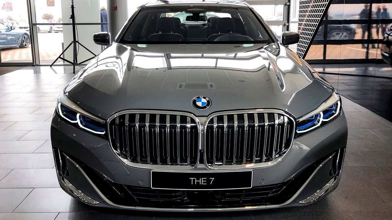 51 The 2019 Bmw 7 Series Lci Rumors