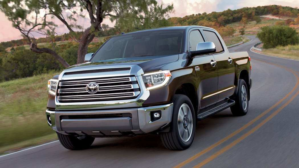 51 The Best 2019 Toyota Tundra Concept Price And Review