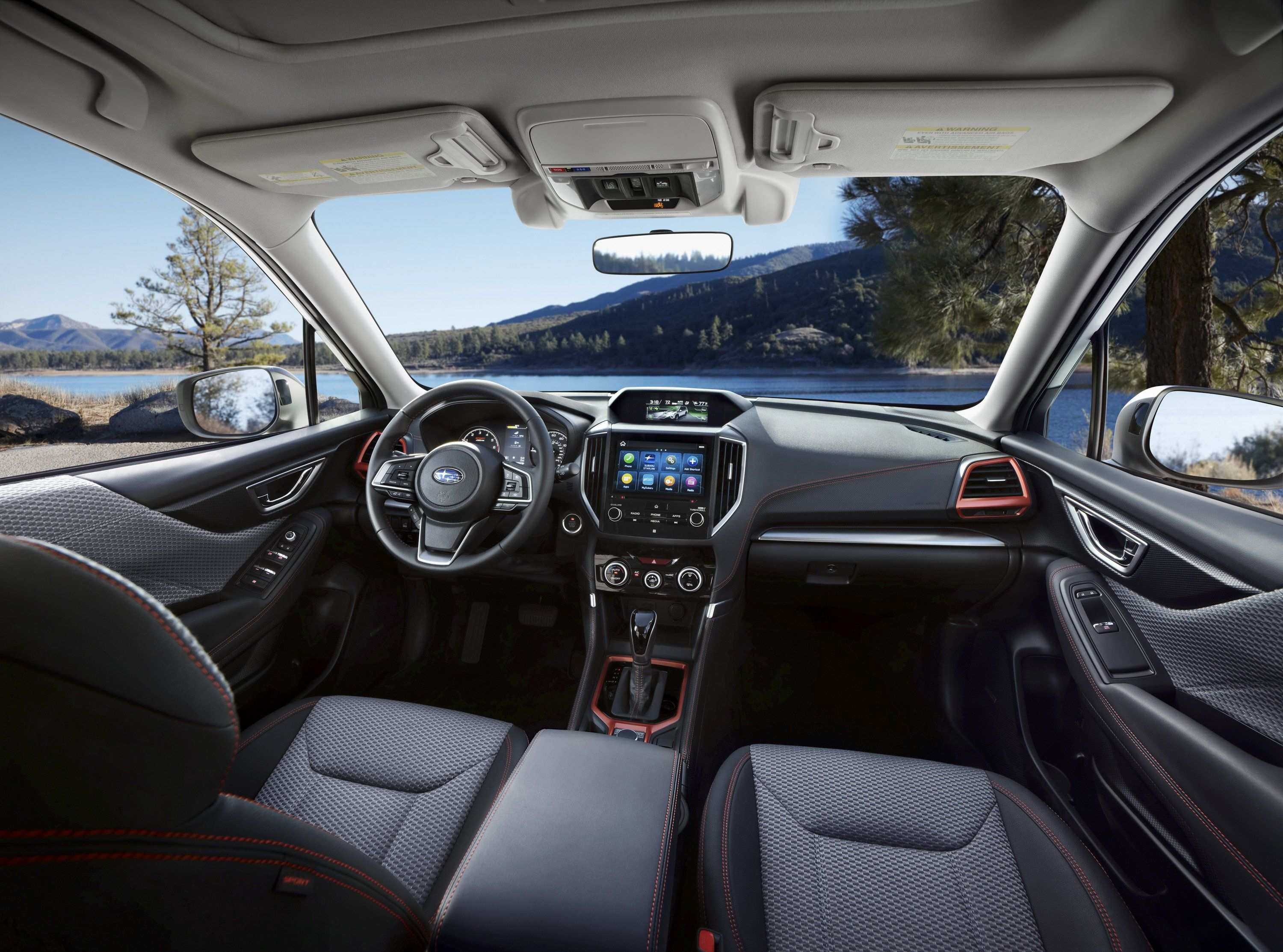 52 A 2019 Subaru Forester Manual Picture