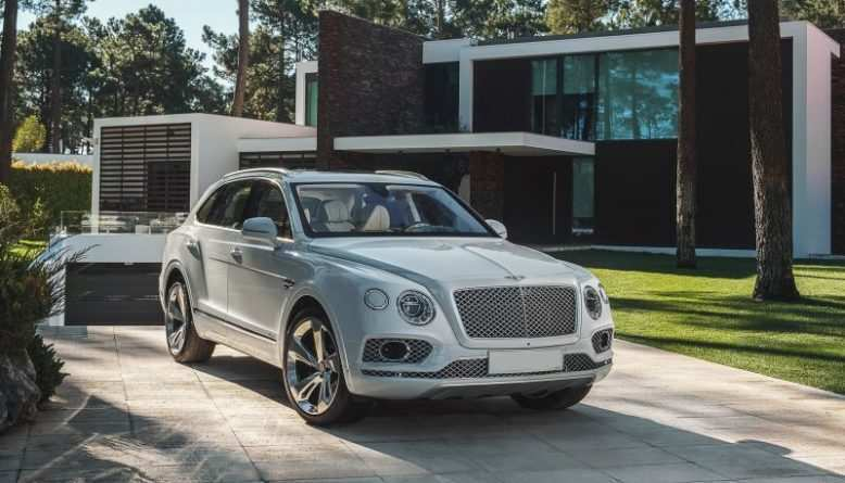 52 All New 2020 Bentley Suv Spy Shoot