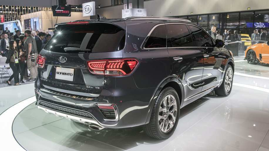 52 Best 2019 Kia Sorento Release Date Ratings