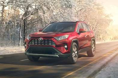 52 New 2019 Toyota Vehicles Pictures