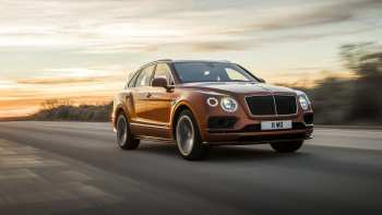52 The 2020 Bentley Suv New Review