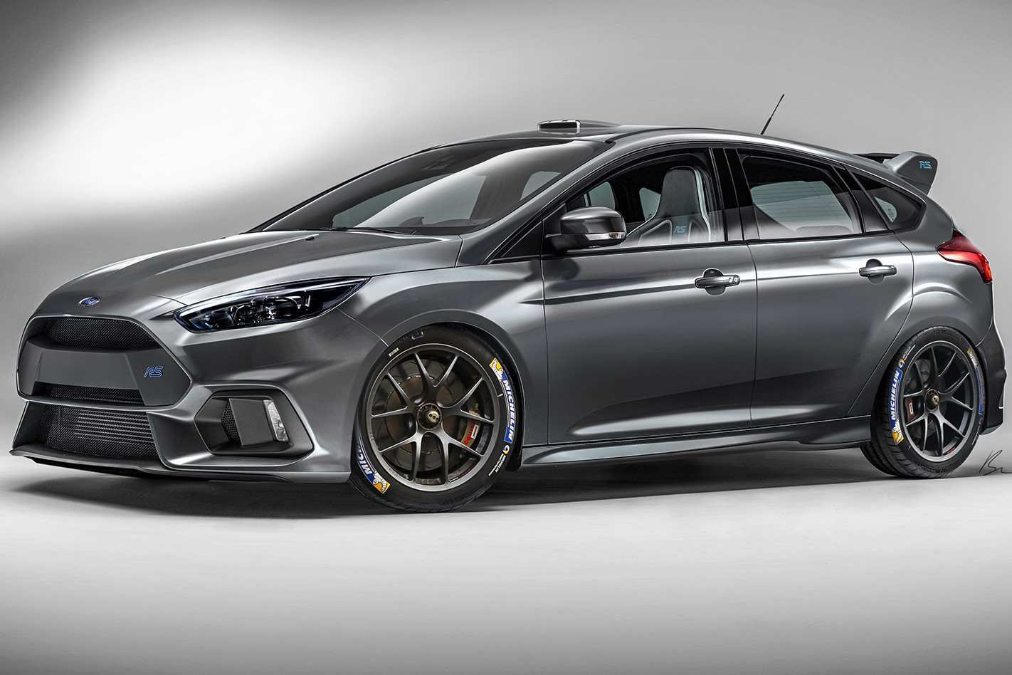 53 A 2019 Ford Focus Rs500 Speed Test