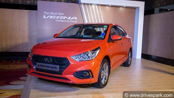 53 A Hyundai Verna 2019 Ratings