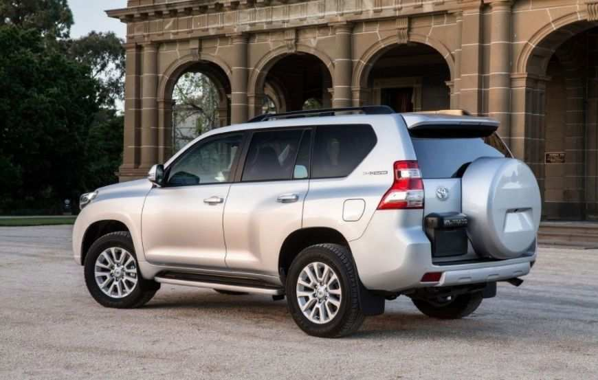 53 All New 2019 Toyota Prado Redesign Release Date