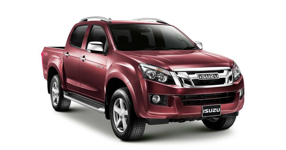53 All New Isuzu 1 9 2020 Redesign And Review