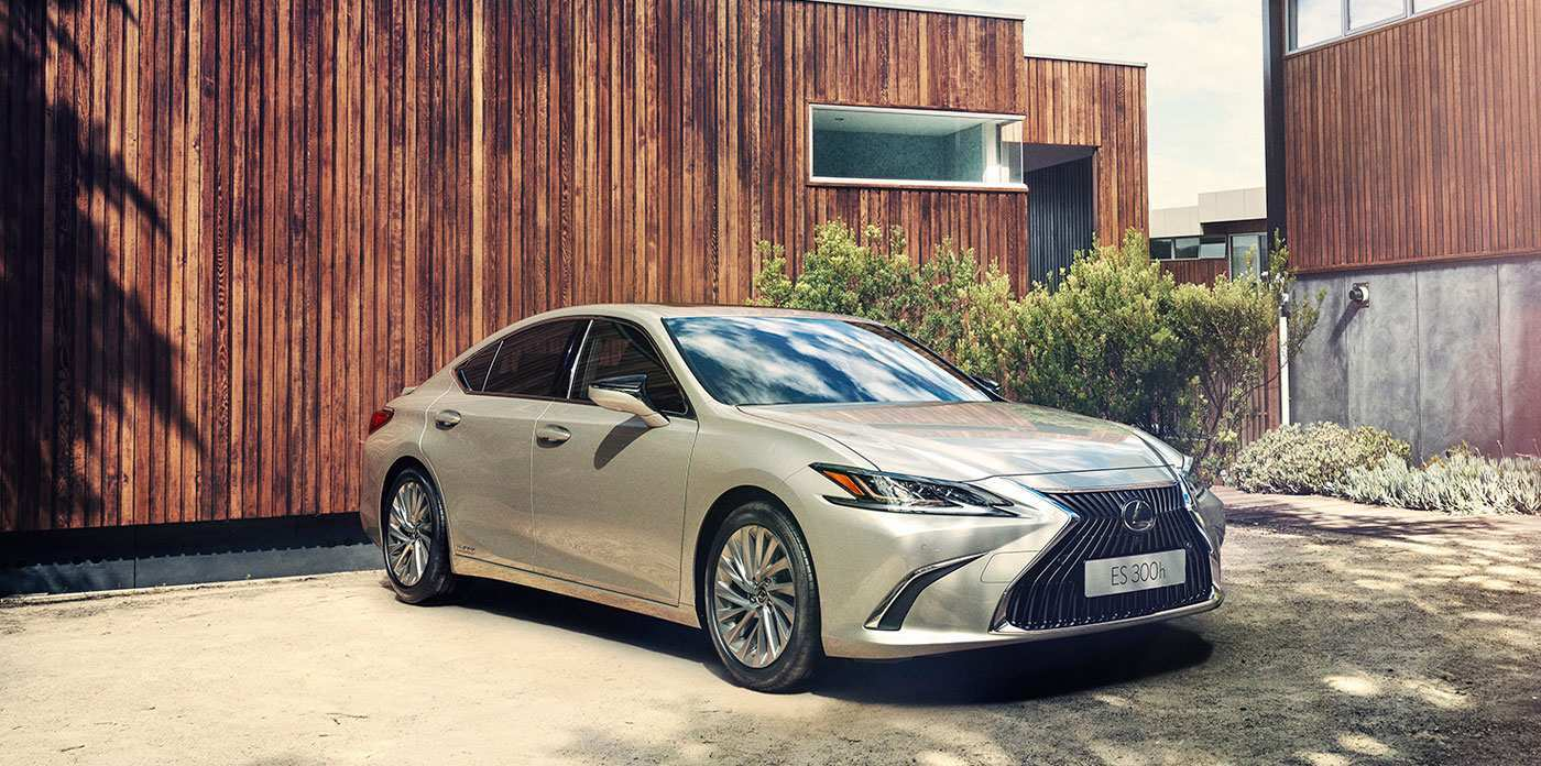 53 The Best 2019 Lexus Es Review New Model And Performance