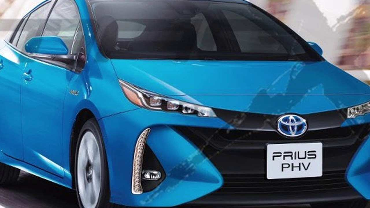 53 The Best 2019 Toyota Prius Plug In Hybrid Performance And New Engine
