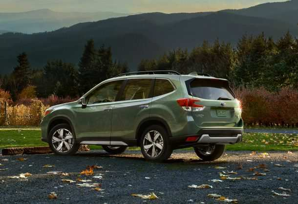 54 New 2019 Subaru Forester Manual Spy Shoot