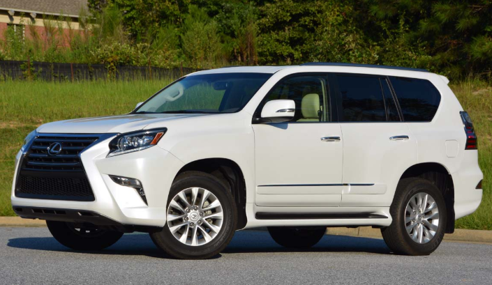 54 New 2020 Lexus Gx 460 Redesign Price Design And Review