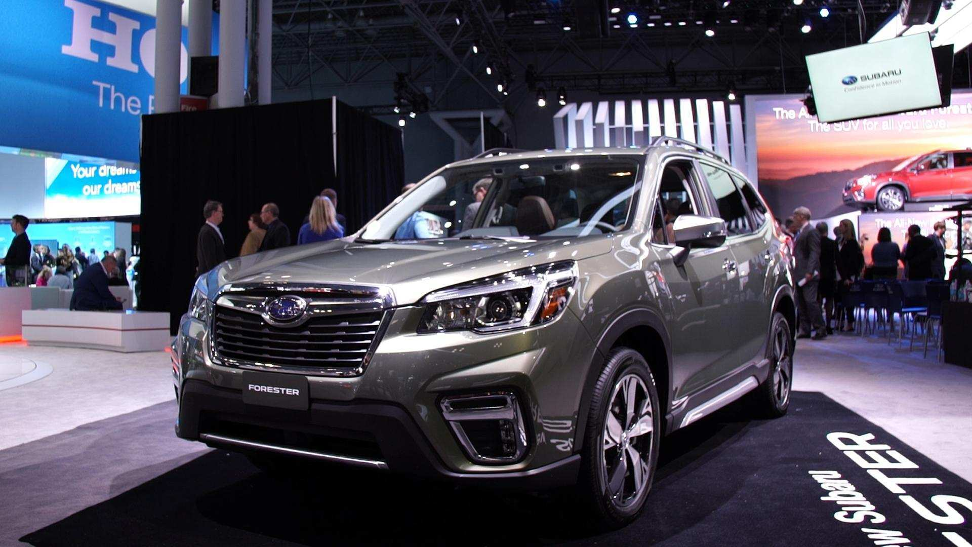 55 All New 2019 Subaru Suv Performance And New Engine