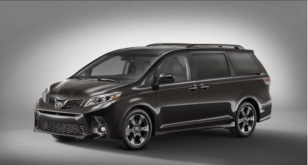 55 All New 2019 Toyota Sienna Se Performance