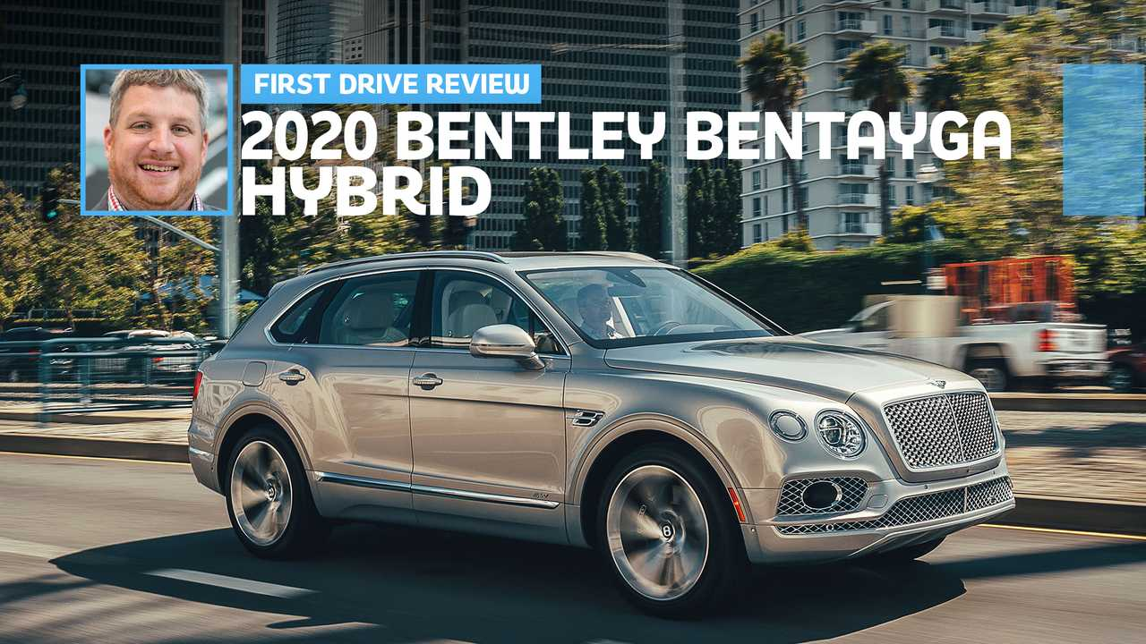55 All New 2020 Bentley Suv Concept And Review