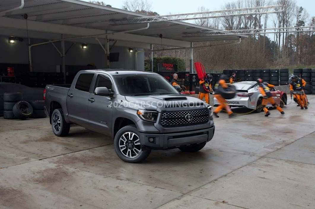 55 Best 2019 Toyota Tundra Concept First Drive