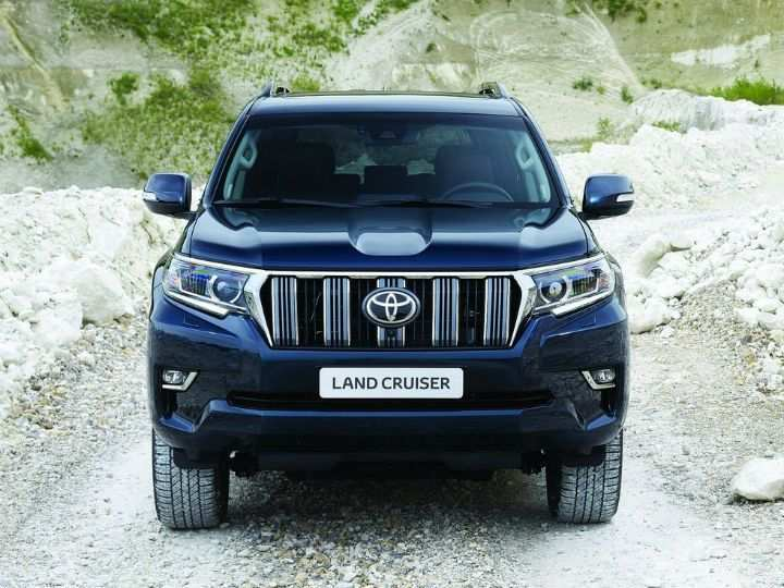 56 All New 2019 Toyota Prado Redesign Redesign