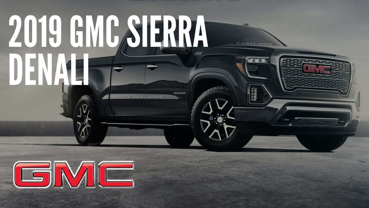 56 New 2019 Gmc 1500 Release Date Overview